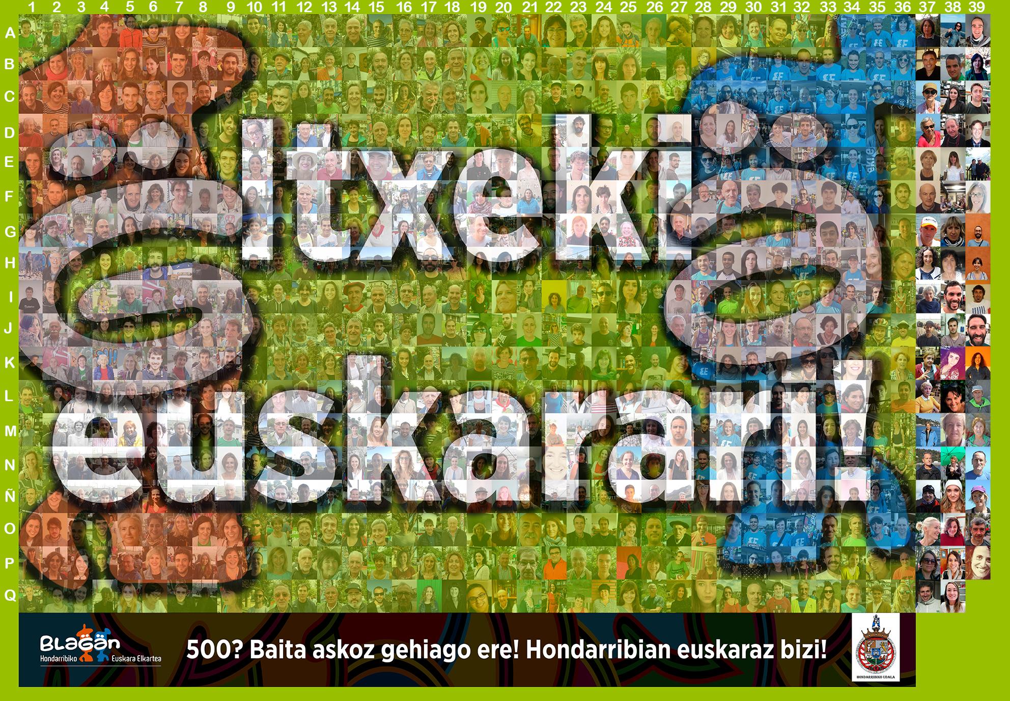 2017ko MOSAIKOA