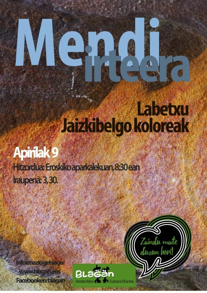 Labetxu_mendi_irteera